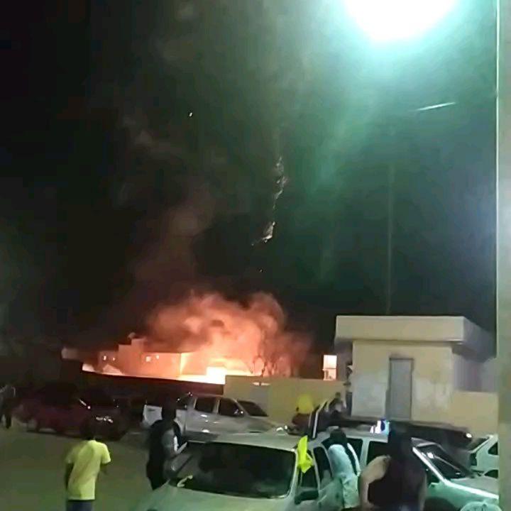 Fogos de convenção quase causam tragédia em hospital no Sertão de Pernambuco