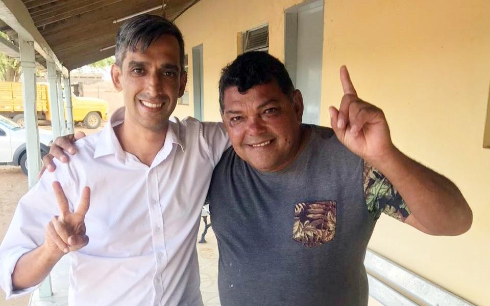 Toinho do Pará adere a pré-campanha de Fábio Aragão