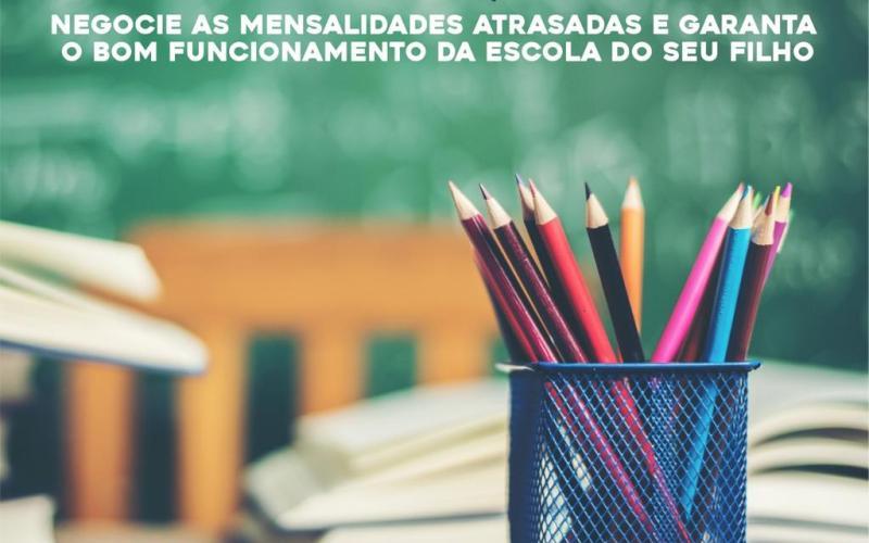 CDL lança campanha de conscientização em prol das escolas particulares de Santa Cruz do Capibaribe