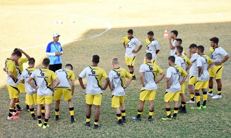 Jogadores do Ypiranga testam negativo para covid-19 e se preparam para jogo no domingo (18)