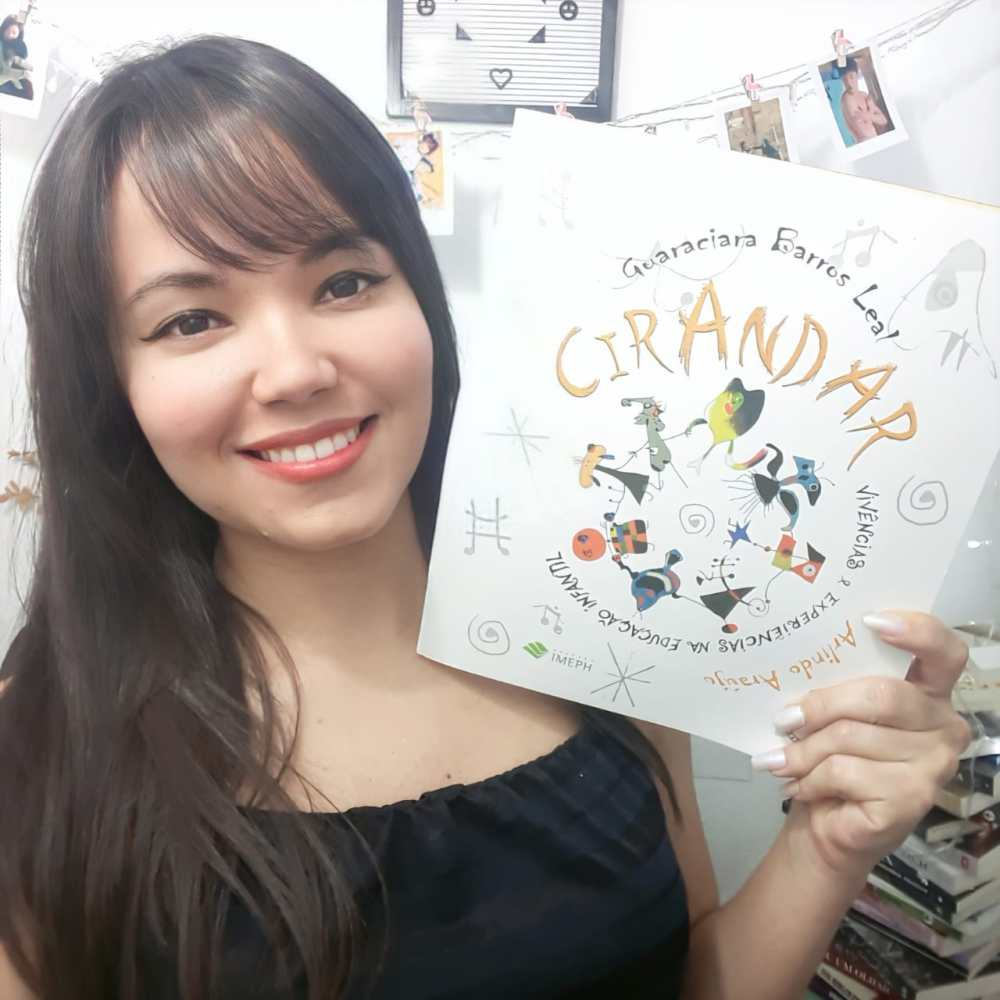 Diversidade Literária: Bruna Marques analisa 'Cirandar', de Guaraciara Leal e Arlindo Araújo
