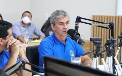 Em rádio, Dida de Nan fala sobre suas propostas para Santa Cruz do Capibaribe