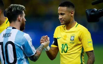 Jogo entre Brasil e Argentina pelas Eliminatórias da Copa será em Pernambuco
