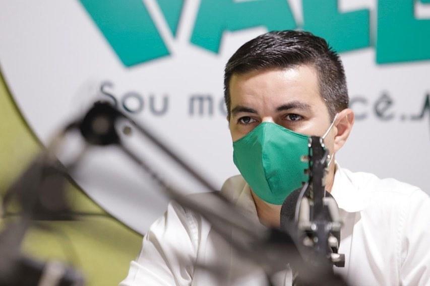 Allan Carneiro é diagnosticado com covid-19