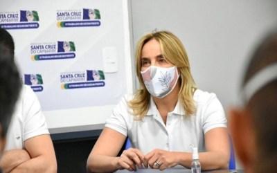 Deputada Alessandra Vieira testa positivo para Covid-19