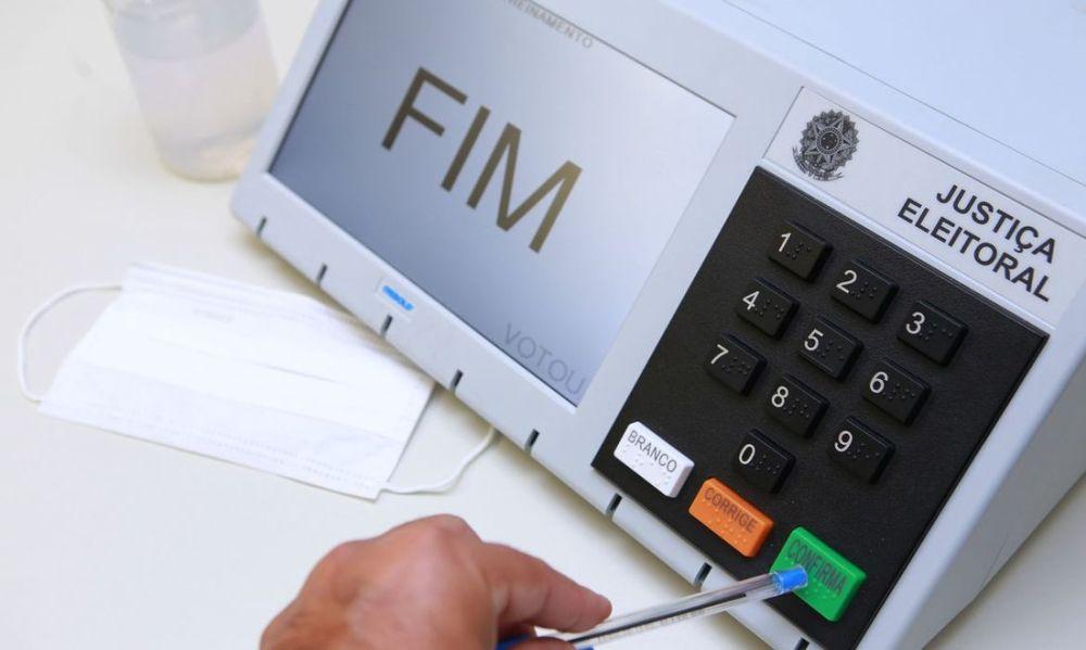 Justiça Eleitoral do Brasil substitui 431 urnas eletrônicas até o momento