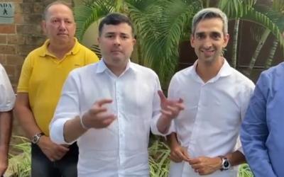 Fábio Aragão anuncia R$ 1 milhão de recursos de emendas para investimentos na saúde