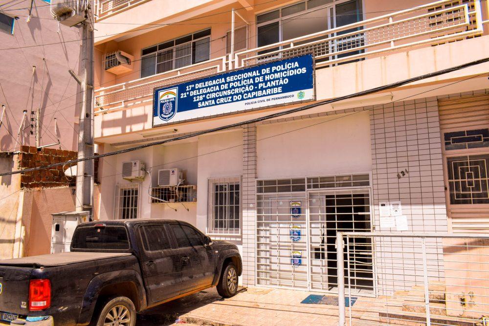 Duas pessoas são detidas por suspeita de tráfico de drogas em Santa Cruz do Capibaribe