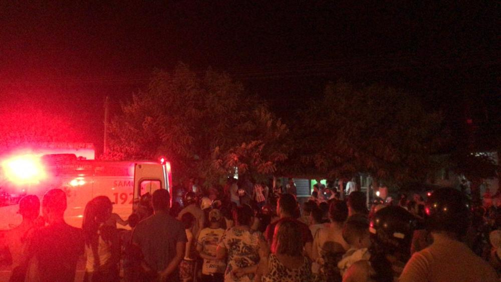 Homem é baleado no bairro Cohab, em Santa Cruz do Capibaribe