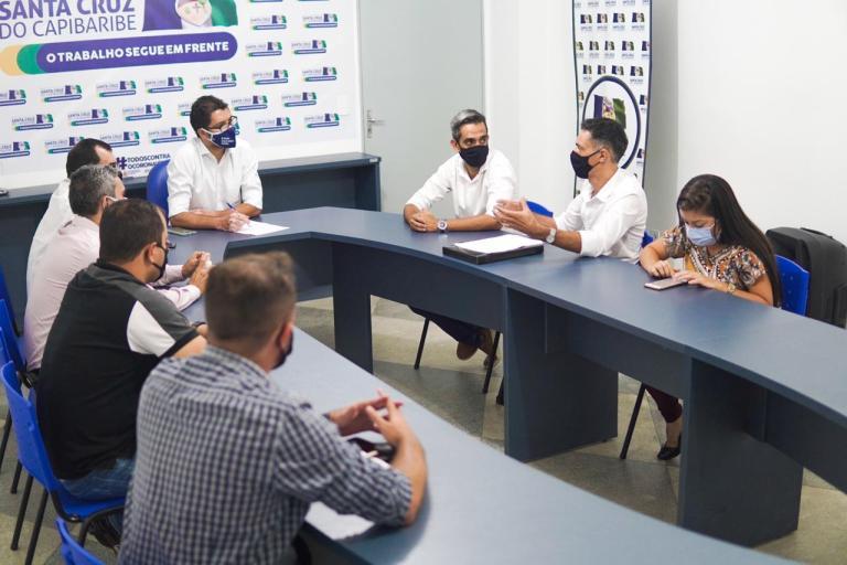 Fábio Aragão define nomes para compor comissão de transição de governo
