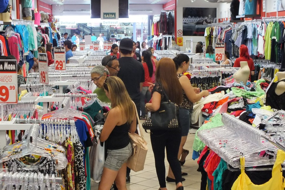 Vendas no varejo caem em Pernambuco e atingem o quinto pior resultado entre todos os Estados