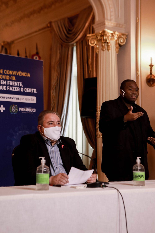 Estudo aponta que Pernambuco está com tendência de estabilidade nos casos de Síndrome Respiratória Aguda Grave (Srag)