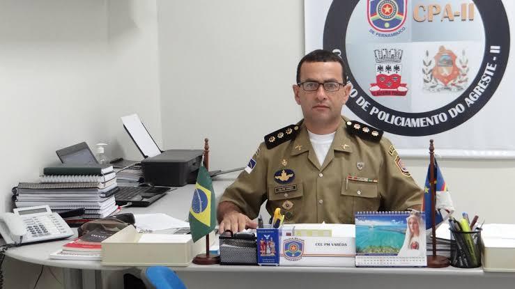 Coronel Vareda é escolhido por Fábio Aragão como secretário de Defesa Social