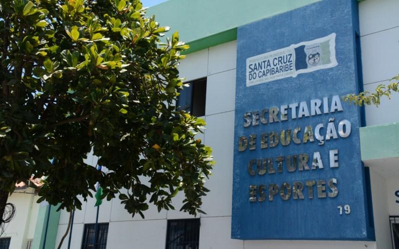 Matrículas de novatos na rede municipal de Santa Cruz do Capibaribe começam nesta segunda-feira (11)