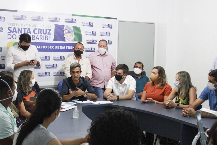Pagamento do mês de janeiro dos servidores da saúde de Santa Cruz do Capibaribe será antecipado