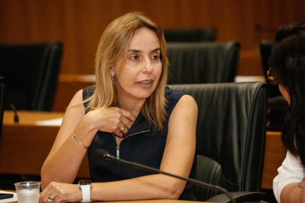 Alessandra Vieira será substituída da presidência do PSDB em Pernambuco