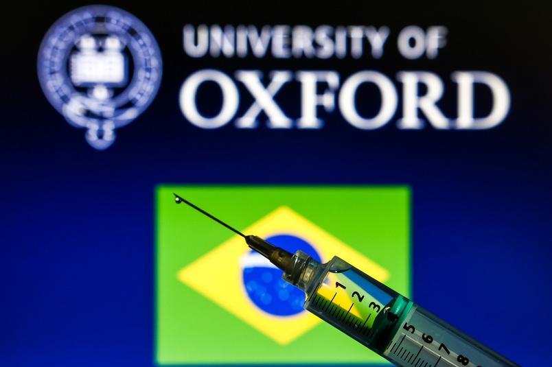 Governo aposta em vacina de Oxford para uso emergencial