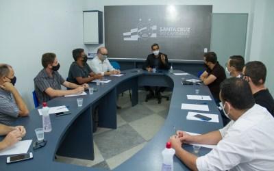 Primeiro encontro da Comissão Anticorrupção aconteceu nesta quinta-feira