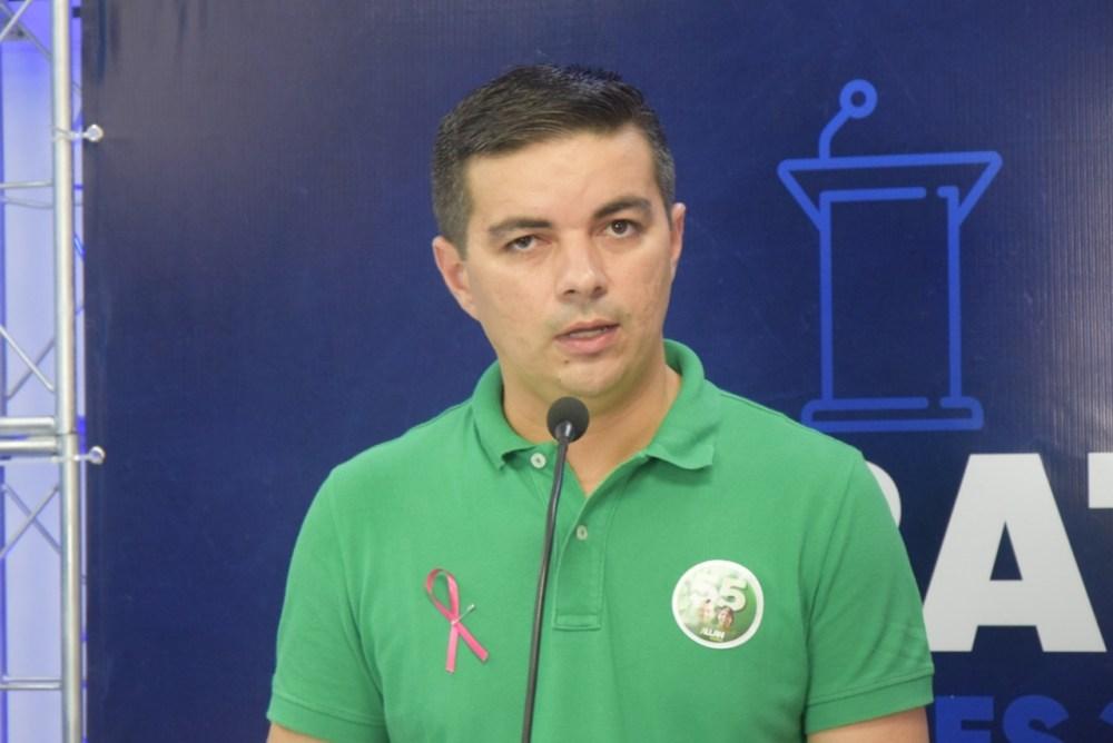 Allan Carneiro recusa convite de Fábio Aragão para integrar conselho contra corrupção