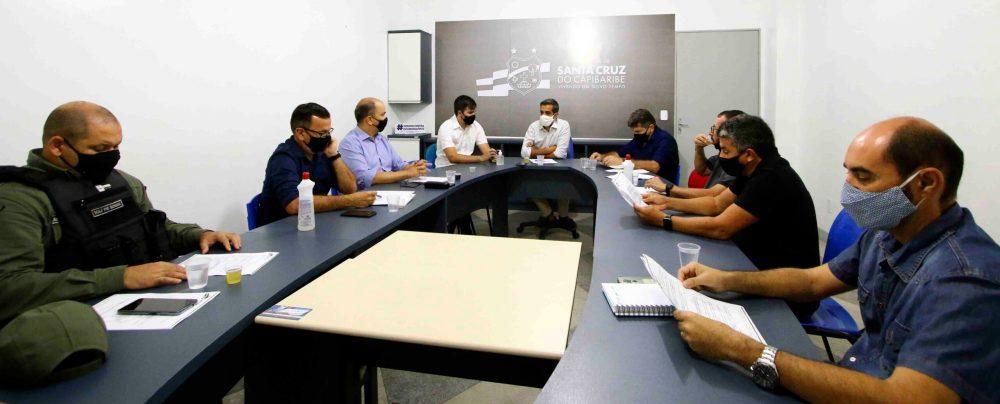 Prefeitura de Santa Cruz cria comitê de gestão de crise para o combate à covid-19