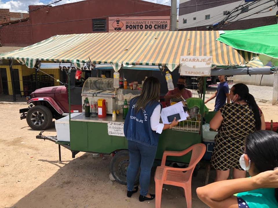 Prefeitura de Toritama realiza ações no comércio da cidade