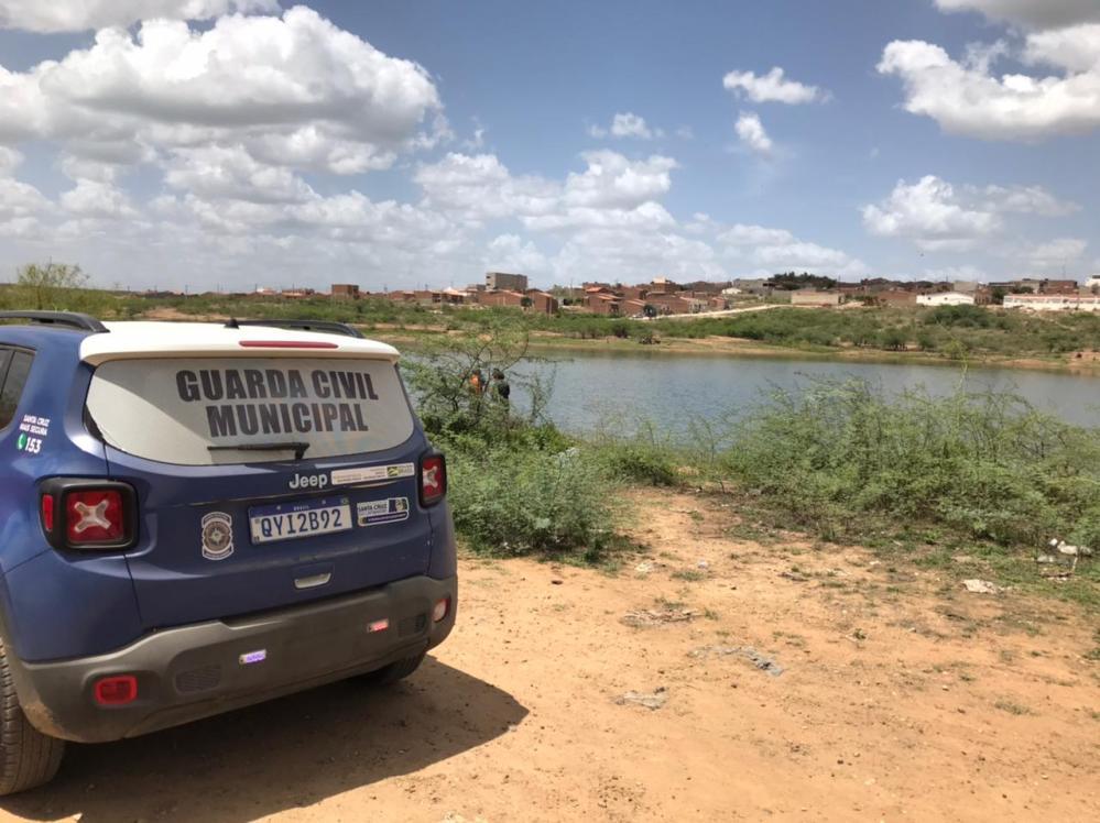 Corpo de homem que morreu afogado na Manhosa é localizado