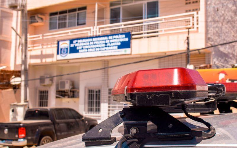 Acusado de matar policial em Santa Cruz do Capibaribe no ano de 1996 é preso no Pará