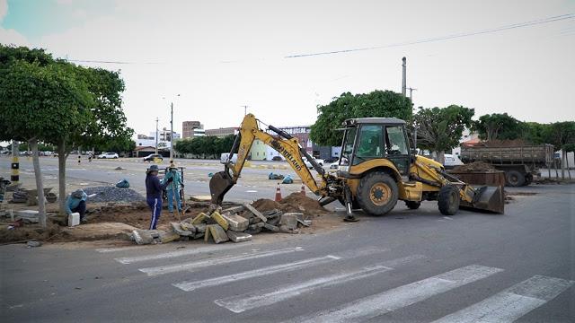 Moda Center investirá mais de R$ 600 mil em requalificação dos estacionamentos laterais