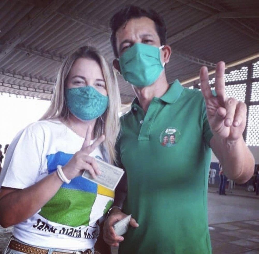 Agreste ─ MPPE diz que Mário Filho e Aline Vieira teriam simulado atentado