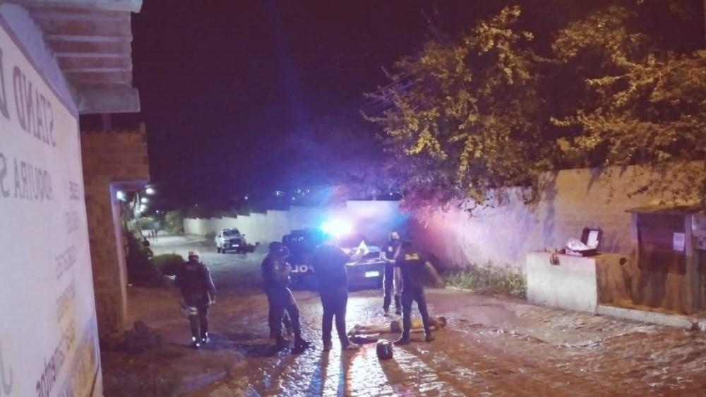 Assaltante morre após vítima reagir em Caruaru, no Agreste