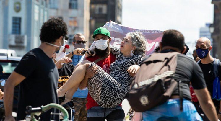 Governador Paulo Câmara diz que pediu afastamento de policiais no caso Liana Cirne