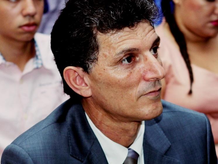 Ex-vice-prefeito Dimas Dantas é hospitalizado após sofrer convulsões