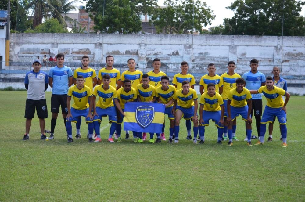 Caruaru City mais próximo de disputar o Campeonato Pernambucano A2 deste ano