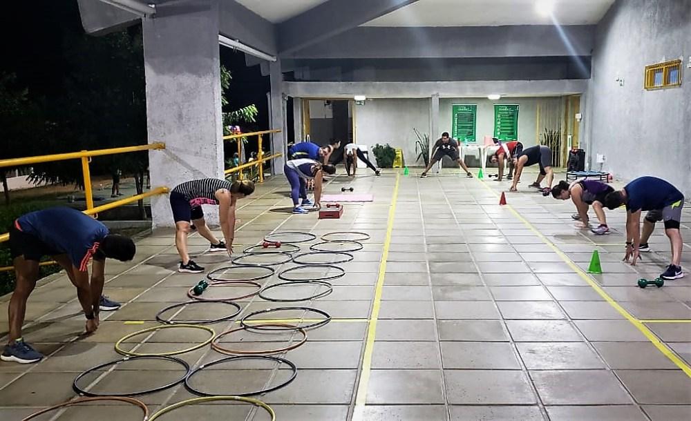Sesc oferece aulas de exercícios anaeróbicos em Pesqueira