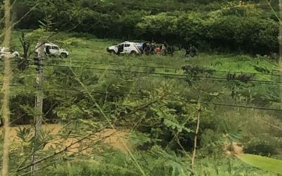 Policiais do BEPI trocam tiros com criminosos e um dos bandidos acaba morto em Taquaritinga do Norte