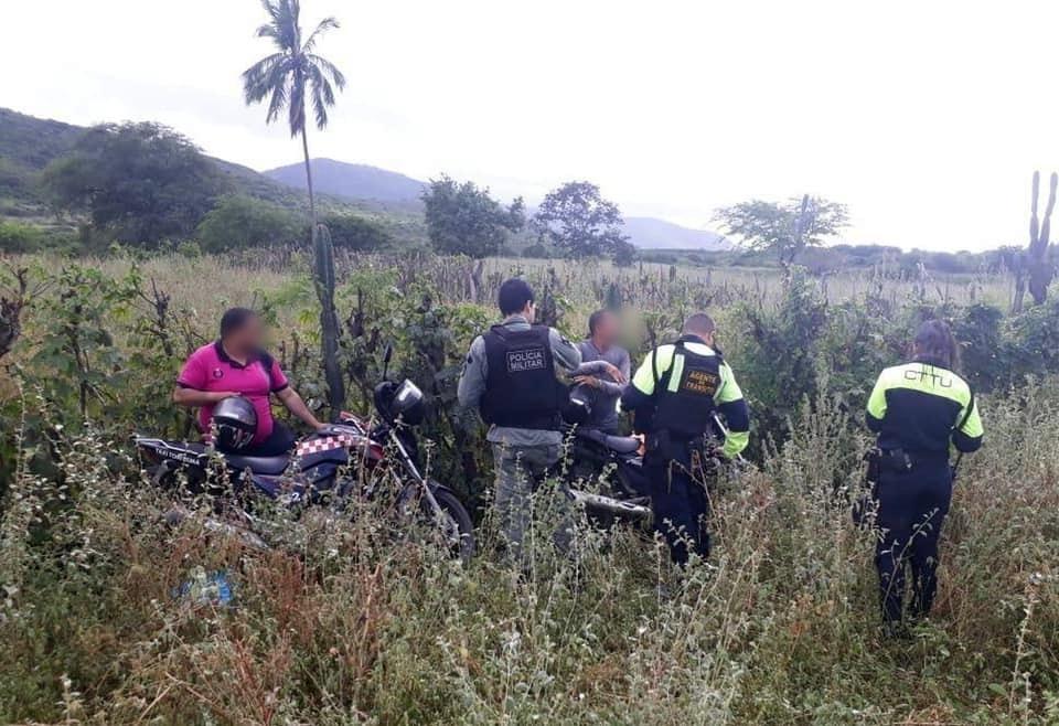 Polícia Militar e CTTU de Toritama recuperam três motocicletas roubadas