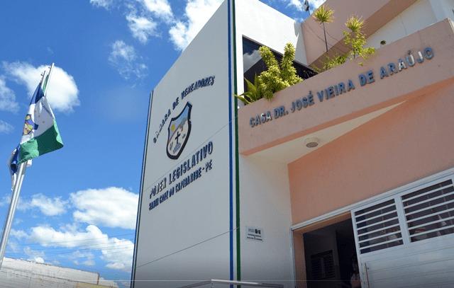 TCE dá 60 dias para que Câmara Municipal de Stª Cruz do Capibaribe apresente cronograma para realização de concurso público