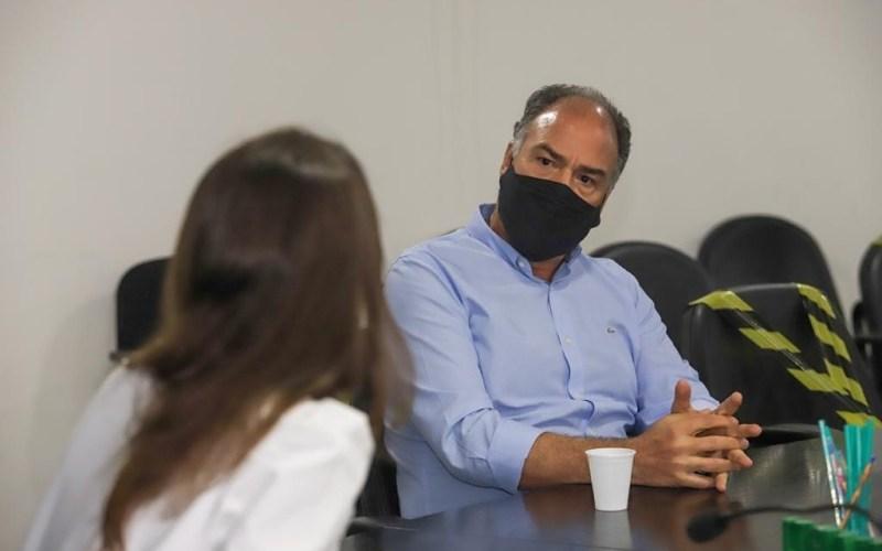 """Eleições 2022: """"Está na hora de apostar num novo ciclo para nossa política estadual"""", diz FBC de passagem pelo Agreste"""