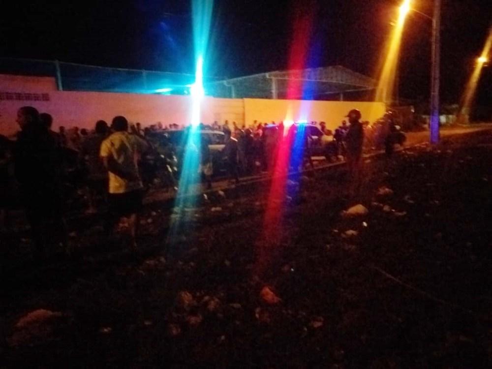Mototaxista é assassinado em São Domingos, distrito de Brejo da Madre de Deus