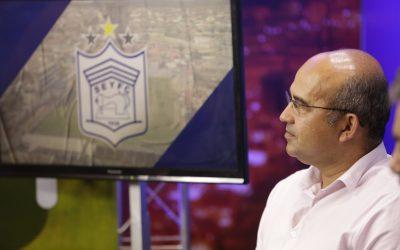 Núcleo do Ypiranga e vereador Augusto Maia debatem futebol no Arena Debate