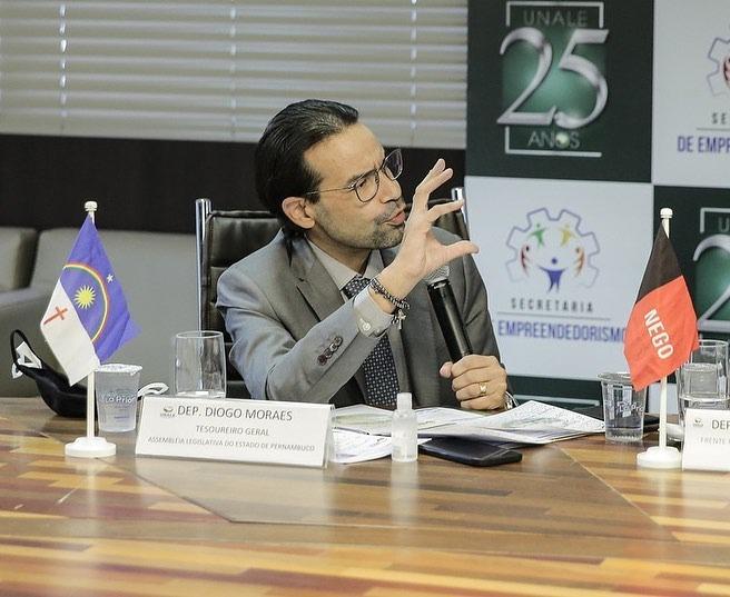 """""""Extrema importância"""", diz Diogo Moraes sobre melhorias na estrada que liga Santa Cruz à Barra de São Miguel"""