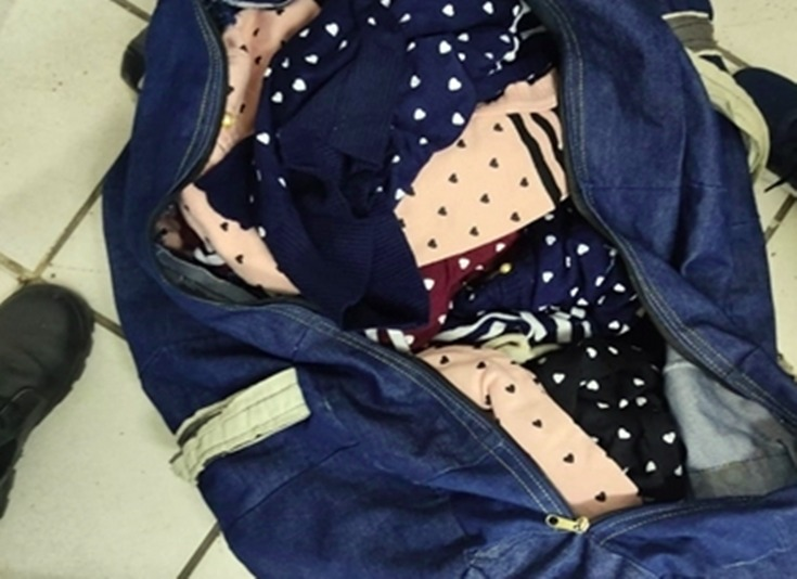 Mulheres são detidas após tentarem praticar furtos no Moda Center Santa Cruz