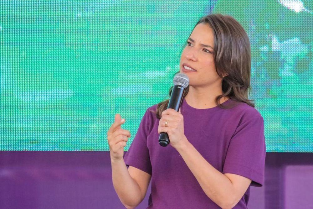 Prefeita de Caruaru, Raquel Lyra, tem WhatsApp clonado