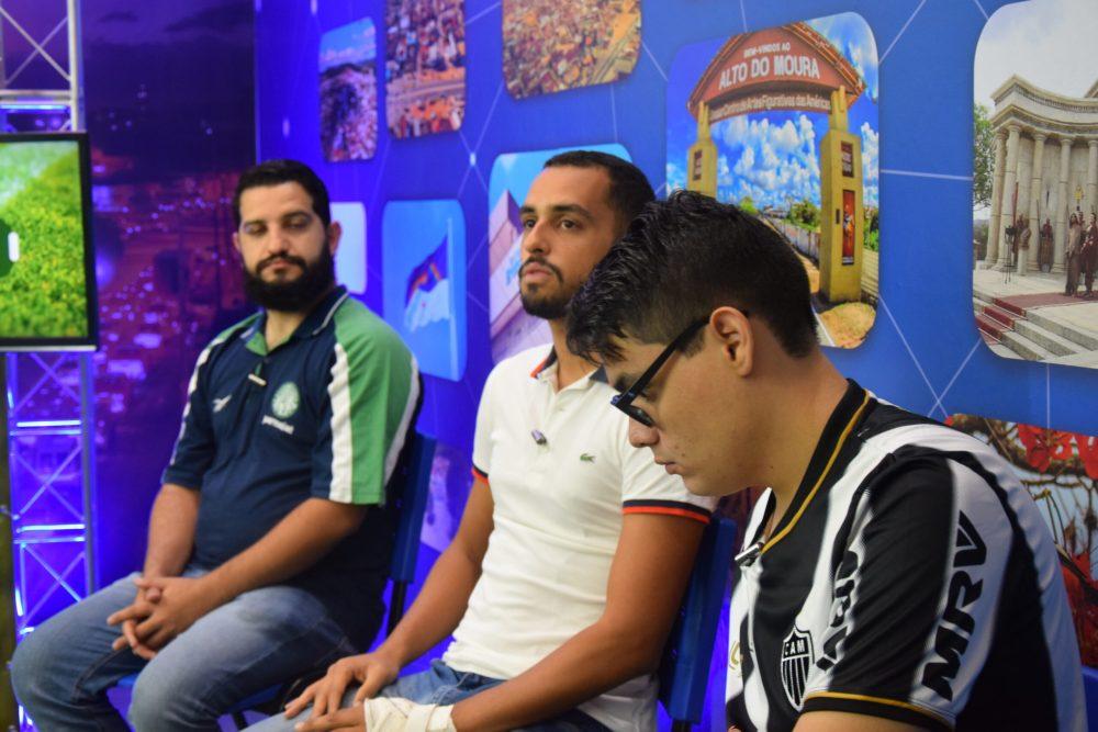 Crescimento do futvôlei em Santa Cruz do Capibaribe foi destaque no Arena Debate