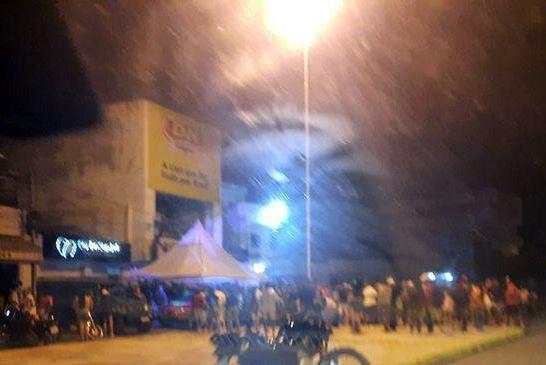 Polícia interrompe aglomeração no município de Jataúba