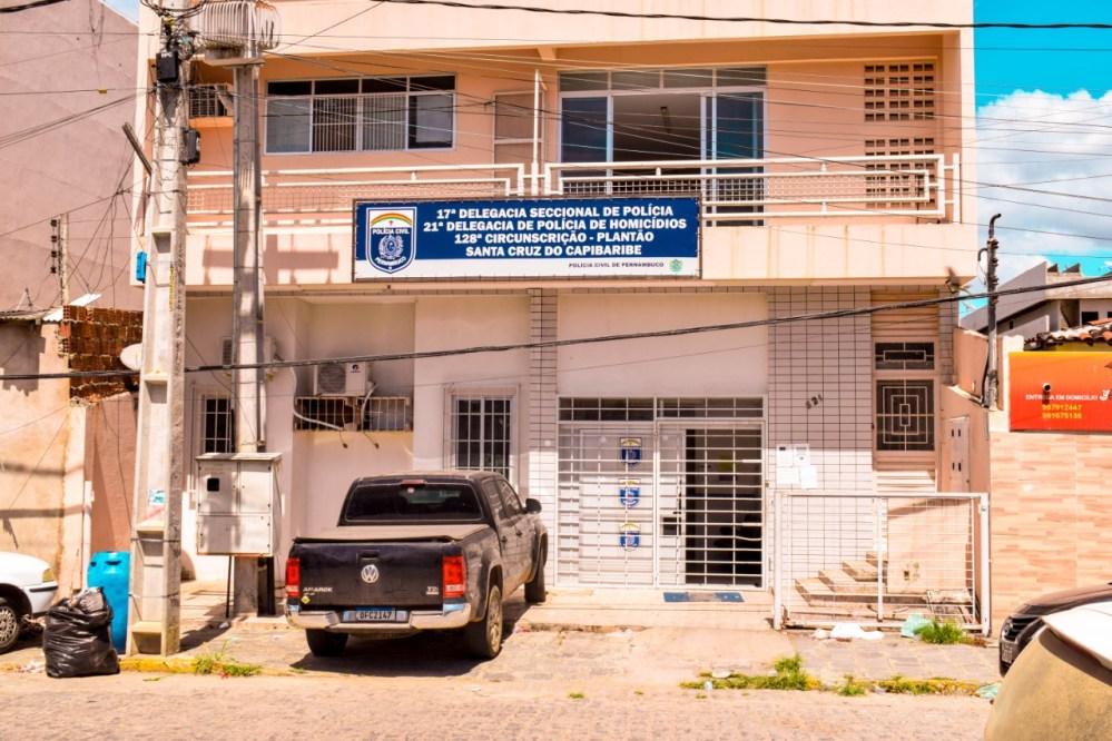 Homem é detido furtando peças íntimas em empreendimento de compras no município de Santa Cruz do Capibaribe
