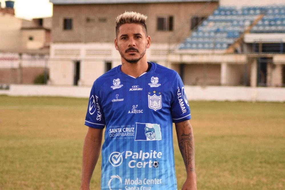 Após nove anos, experiente meia Diogo Peixoto retorna ao Ypiranga para a disputa da Série A2