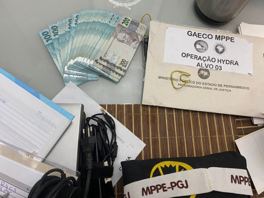 Gaeco, PM e SEFAZ deflagram Operação HYDRA para cumprimento de 20 mandados de busca e apreensão na capital e municípios da RMR e Agreste