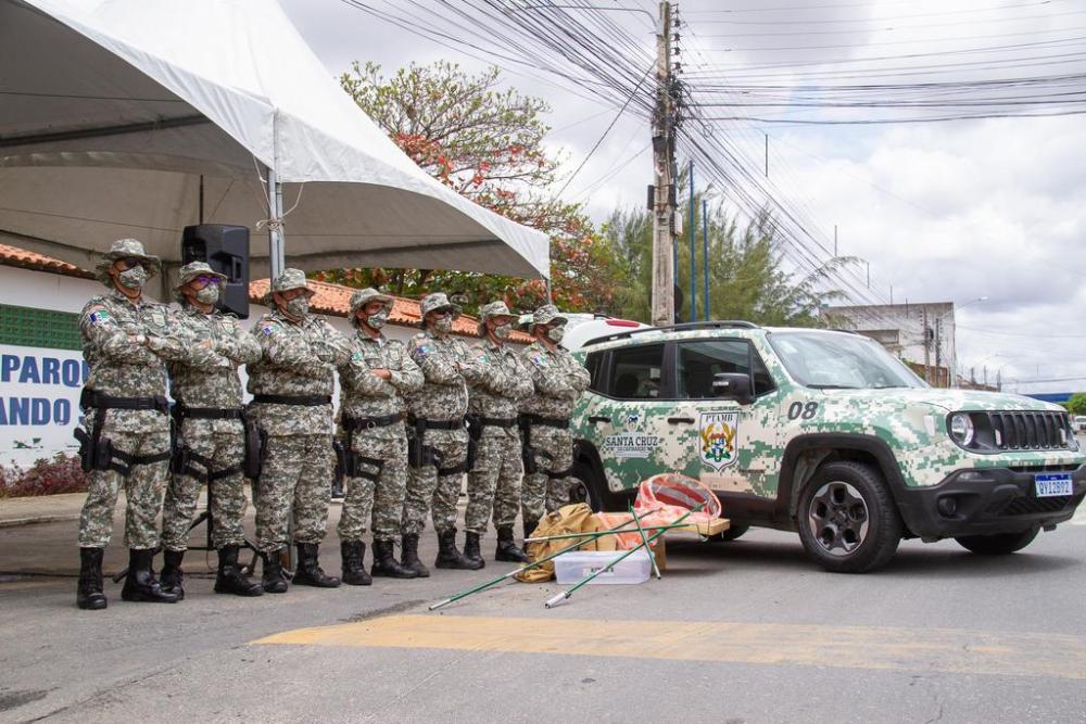 Prefeitura de Santa Cruz do Capibaribe implanta Patrulha Ambiental