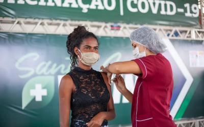 Santa Cruz amplia vacinação para público de 12 anos